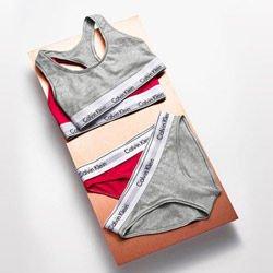 Calvin Klein setjes voor de jongste fashionista's