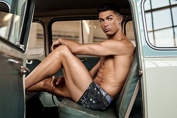 CR7: het ondergoed van Cristiano Ronaldo
