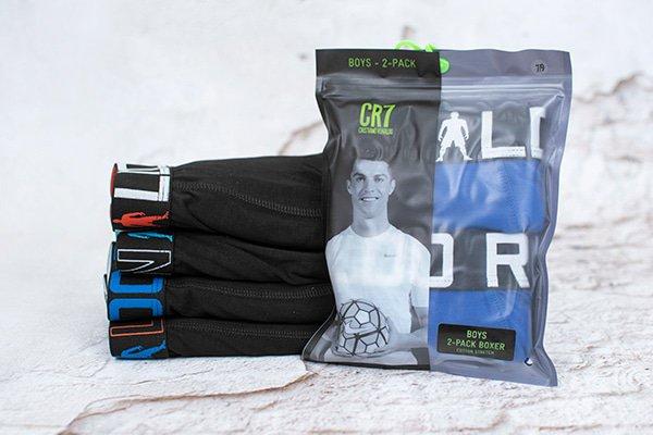 Nu online: CR7 boys underwear