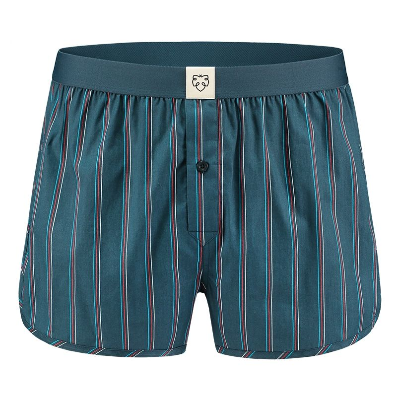 Afbeelding van A dam Underwear boxer david heren