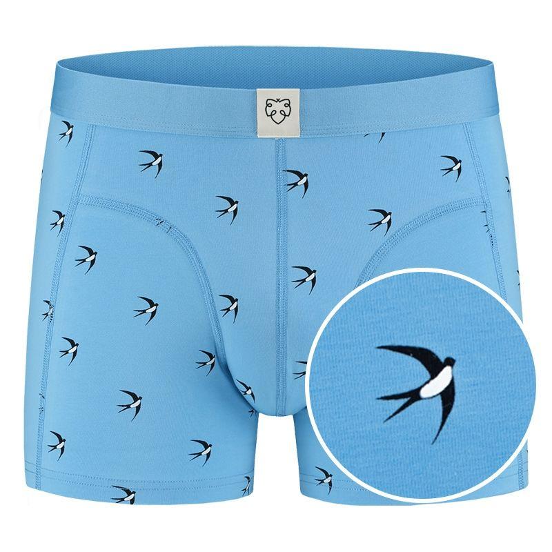 Afbeelding van A dam Underwear boxer glenn heren
