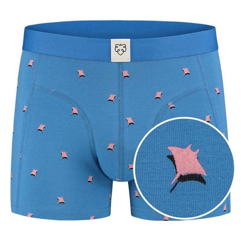Afbeelding van A dam Underwear boxer klaas heren