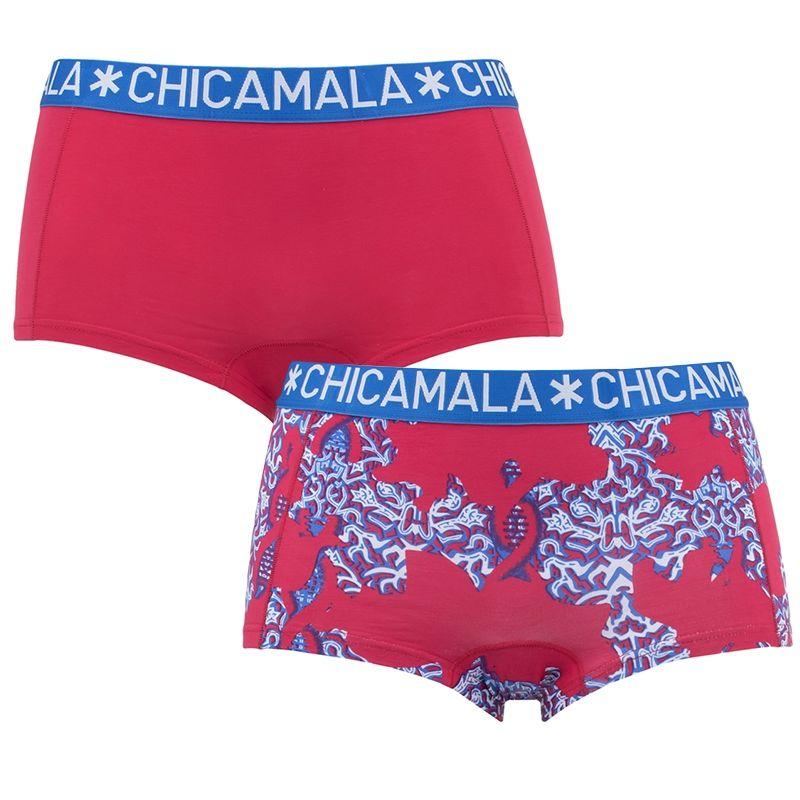 Afbeelding van Chicamala boxers dames 2 pack DNA