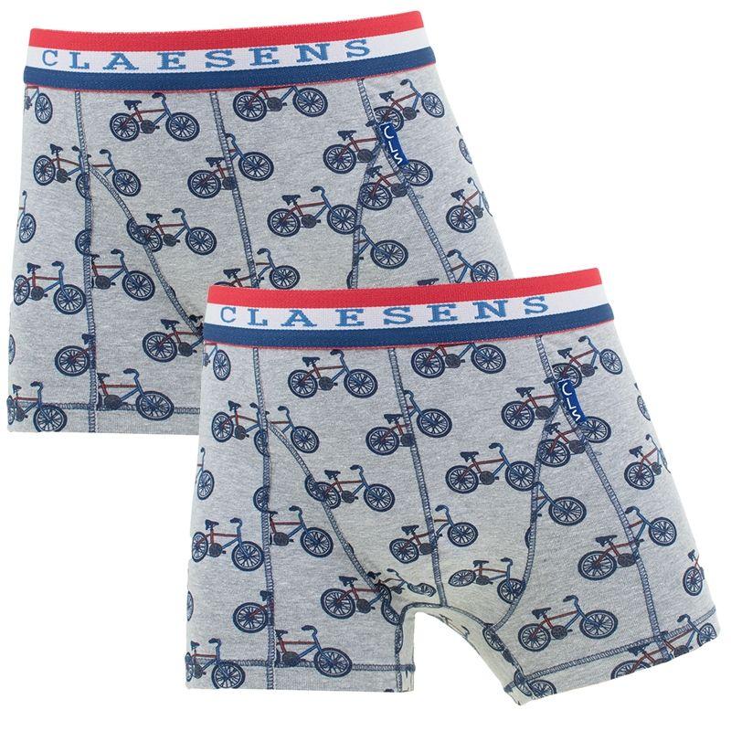 Afbeelding van Claesens boxers jongens 2 pack bicycle