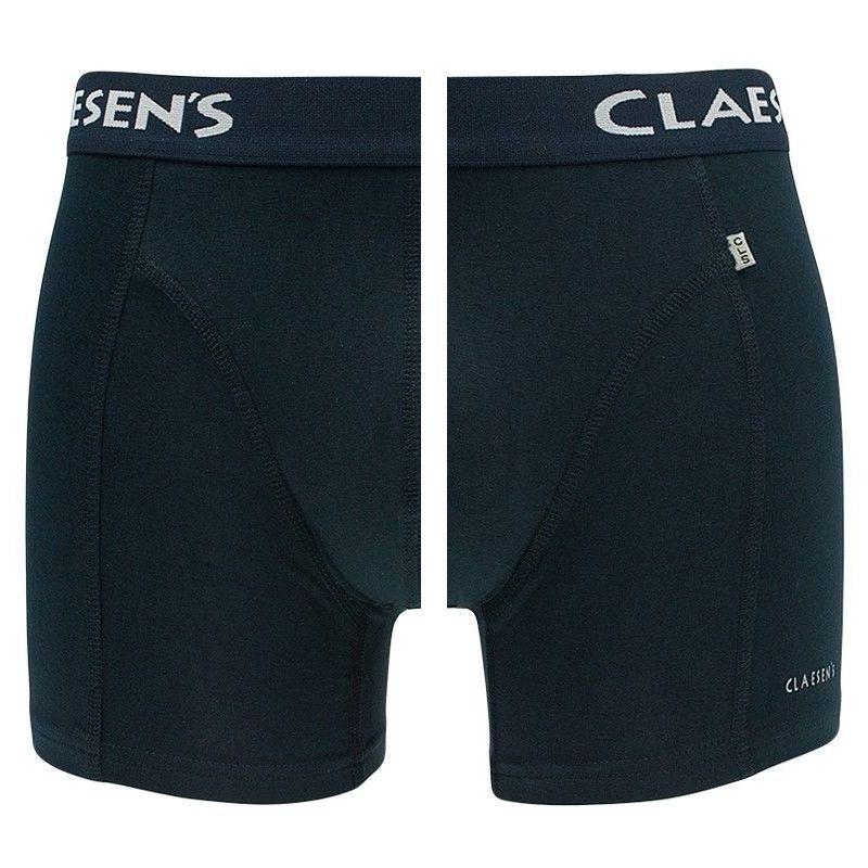 Afbeelding van Claesens boxer 2 pack boston blauw heren