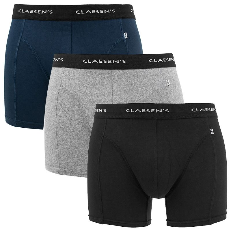 Afbeelding van Claesens boxer 3 pack boston multi II heren