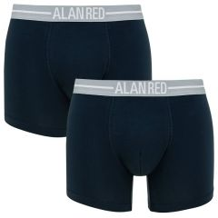 lasting 2-pack boxers blauw