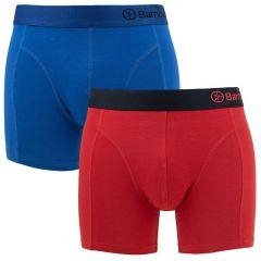 levi 2-pack rood & blauw