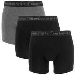 rico 3-pack zwart & grijs