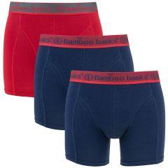 rico 3-pack blauw & rood