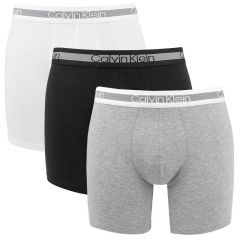 cooling 3-pack long boxers multi