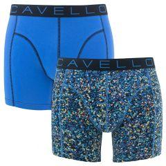 2-pack multi dots & blauw