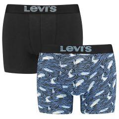 trout 2-pack blauw & zwart