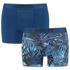 tropical fern 2-pack blauw