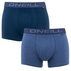boxers 2-pack blauw