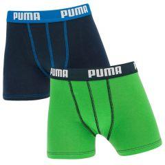 jongens 2-pack groen & blauw II