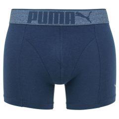 lifestyle cotton modal boxer blauw