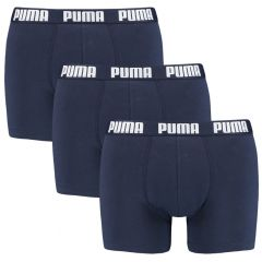 everyday boxers 3-pack blauw