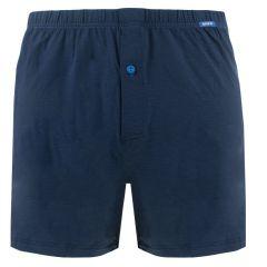 cool comfort microfiber boxer blauw
