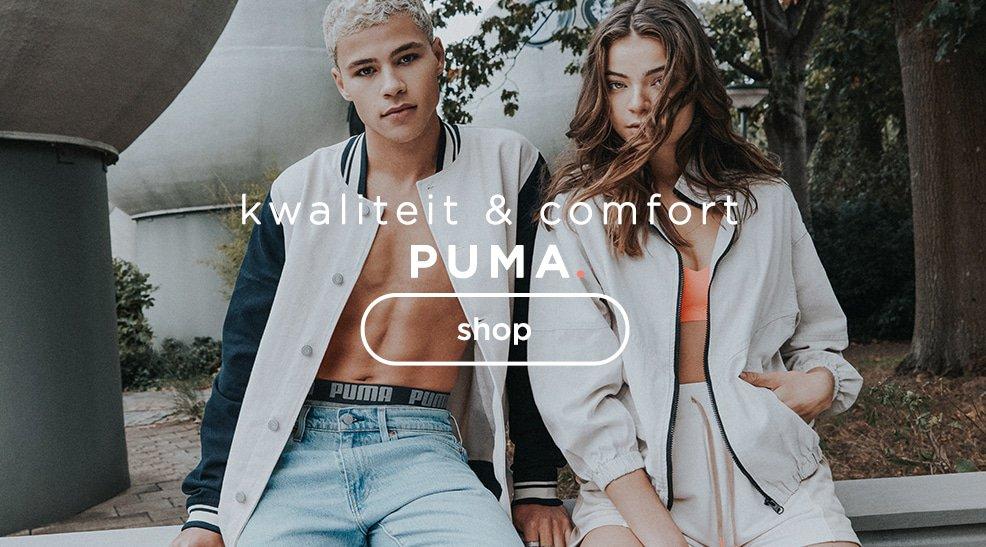 kwaliteit & comfort - PUMA